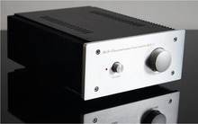 1969 classic Circuit design class A  HIFI power amplifier  with full aluminum chassis