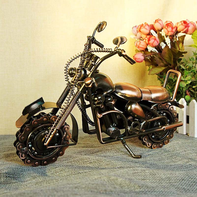 Мотоциклы поделки из металла
