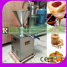 304SS 20-30kg/h homogenizer industrial hot sale 60 colloid mill  peanut butter sesame process machine  for sale