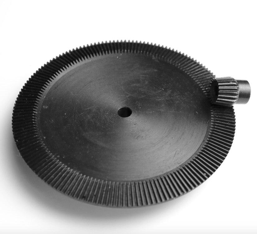 0.8M-20/120Teeths - Speed ratio-1:6 Umbrella gear surface hardening bevel gear-Dimaeter:17.5mm/96mm--2pcs/set<br>