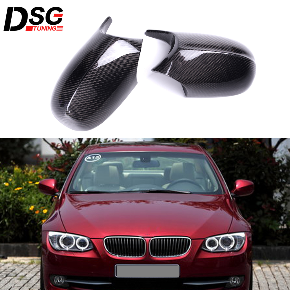 CARBON FIBRE LOOK M3 STYLE WING MIRRORS FOR BMW E36 3 SERIES COUPE /& CONVERTIBLE