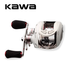 Kawa  Baitcasting Fishing Reel 10BB 5.1:1 Bait Casting Right Hand Reel Magnetic Brake System Water Drop Wheel (China)