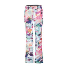 Gsou Snow  Ladies Camouflage  Ski Pants Women Snowboard Pants Winter Clothing multicolour monoboardskiing pants Waterproof