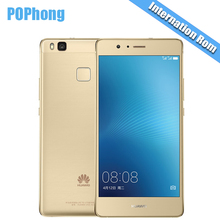 International Firmware Huawei G9 Lite 3GB RAM 16GB ROM Octa Core CPU Mobile Phone 4G LTE 5.2 inch Dual SIM Android 13.0MP
