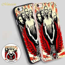 Minason Incubus Want To See Them Soft TPU Silicone Phone Case Cover for iPhone X 8 5 SE 5S 6 6S 7 Plus(China)
