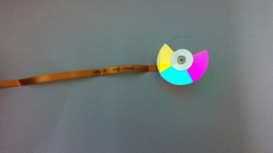 Projector Color Wheel For ViewSonic PJ402D PJ405D PJ450D<br>