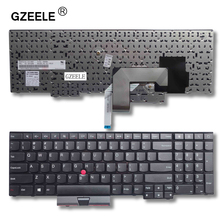 GZEELE NEW US laptop Keyboard for LENOVO FOR IBM ThinkPad Edge E530 E530C E535 E545 04Y0301 0C01700 V132020AS3 without backlight(China)
