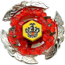 1pcs Beyblade Metal Fusion Hell Crown 130FB Random Booster Volume 8 4D Beyblade BB116 With beyblade launchers M088(China)