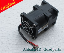 Original New DB04056B12U 40mm dual-motor high speed booster fan violence 1.4A for AVC 40 mm * 40 mm 8 wire