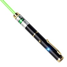 NEW USB Recharged green laser pointer 200mw 532nm laser pen 650nm red laser pointer(China)