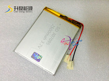 brand new battery 307095 3.7V 2500mAh Lithium polymer Battery with Protection Board For Tablet PC U25GT Free Shipping