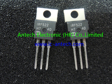 Free Shipping! New Original IRF522 TO-220 N-Channel Power MOSFETs(China)