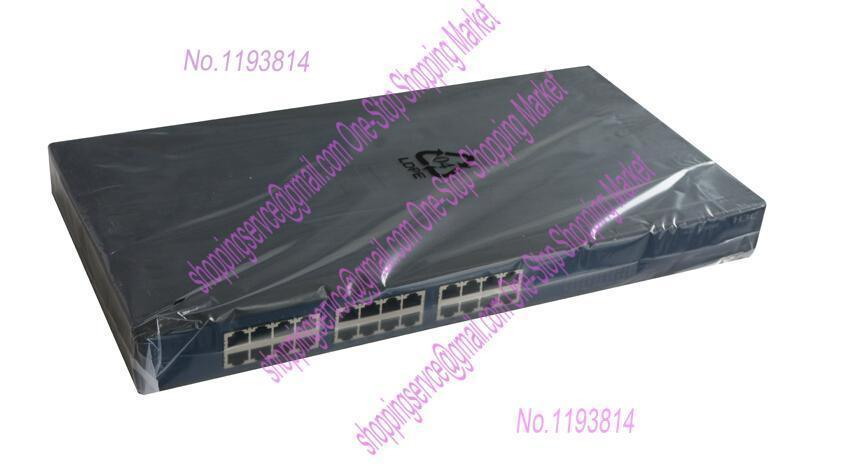 H-3-C S1024R 24-Port 100 Mbps Fast Ethernet Rackmount Switch<br><br>Aliexpress