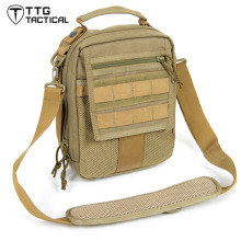 TTGTACTICAL High Quality EDC Military Bag MOLLE Military Messenger Bag Neatfreak Versipack Messenger Satchel Cadet Carry Bag