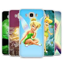 Peter Pan Wendy Tinkerbell Phone Case Cover for Samsung Galaxy J1 J2 J3 J5 J7 C5 C7 C9 E5 E7 2016 2017