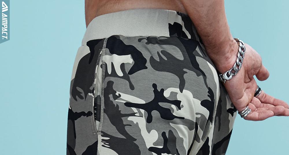 Aimpact 2017 New Camouflage Jogger Pants Men Cotton Sweatpants (5)