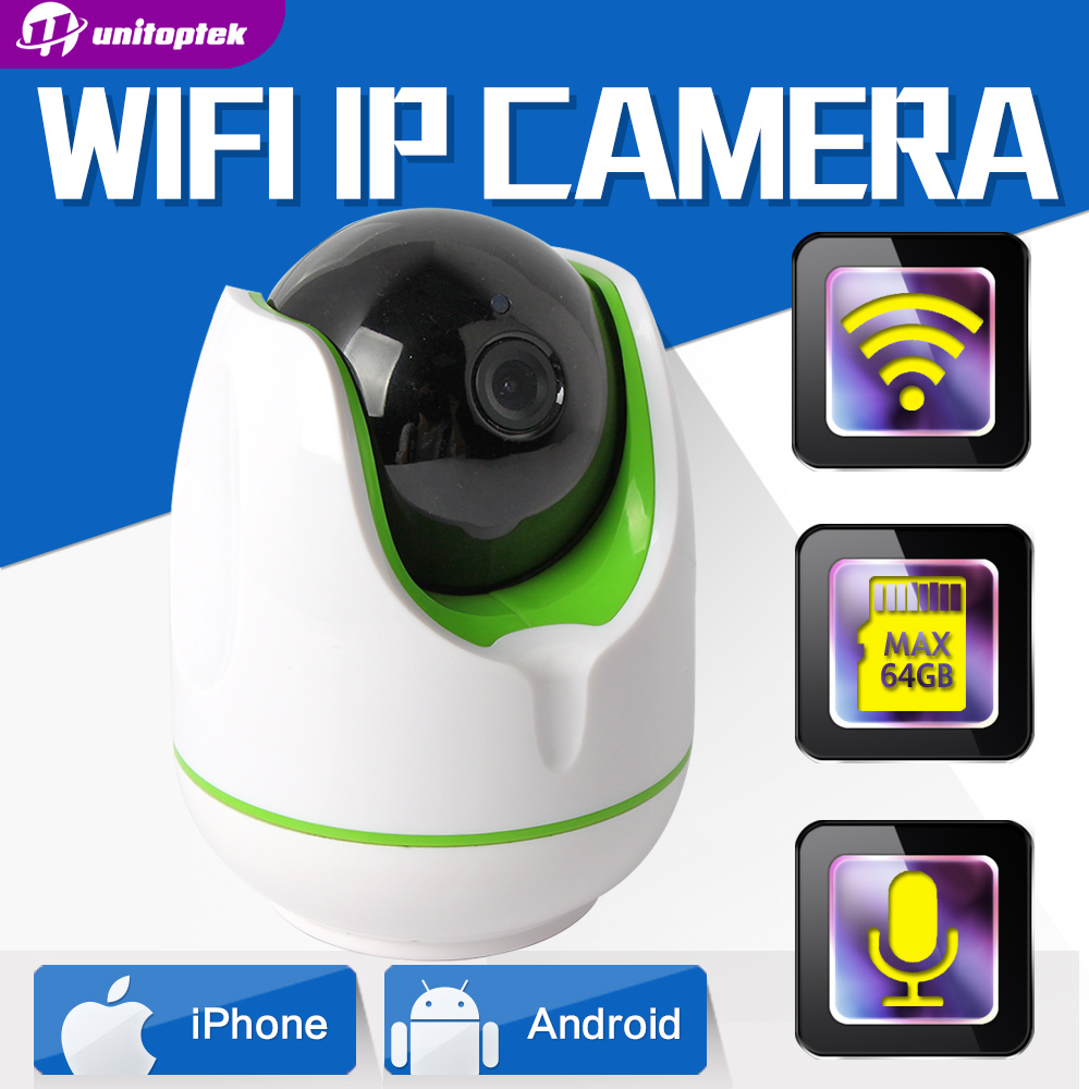 HD 720P Wireless IP Camera WI-FI Night Vision CCTV Mini Baby Monitor Security iPhone Android P2P View Home Smart Camera Wifi<br><br>Aliexpress