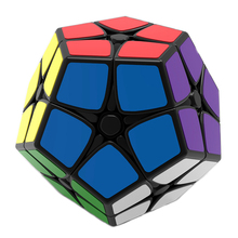 Brand New Shengshou 2x2x2 Megaminx Speed Magic Cube Puzzle Game Cubes Educational Toys Gift For Children Kids(China)