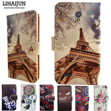 LIHAIJUN For MTC Smart Sprint 4G Case Quality PU Leather Cartoon Case Cover For MTC Smart Sprint 4G