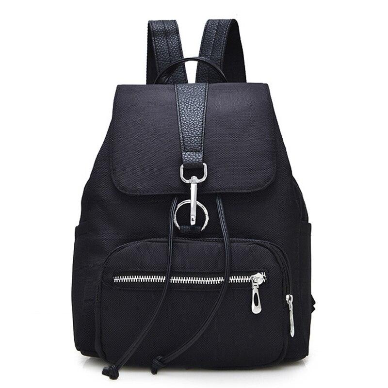 Vintage Women Backpacks School Bags Waterproof Nylon Oxford Students Backpack Women Shoulder Bag Ladies Travel Mochila Femininas<br><br>Aliexpress