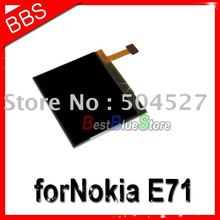 For Nokia E71 lcd display screen free shipping