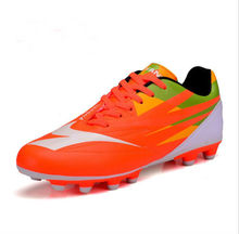Free Shipping New Arrival Hot Sale High Quality Soccer Shoes Men Outdoor Sport Shoes(China)