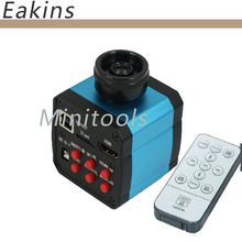 14MP HDMI microscope camera with HDMI and TF card +IR remote control +measurement software(China)