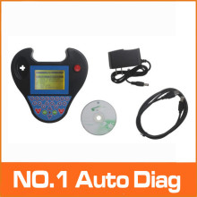 Highly Recommended high Quality Mini Type Smart Zed-Bull Key Programmer Black Color Smart Mini Zedbull Free Shpping