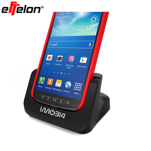 Effelon Desktop Charging Cradle Docking Station Charger for Samsung Galaxy S4 Active with Audio out