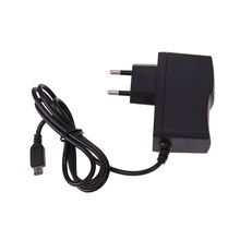 EU Plug AC to DC 5V 2A Micro USB Power Supply Charger Adapter Charging Adaptors with Micro USB 5Pin for Raspberry Pi 3(China)