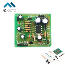 DIY Classic Operational Amplifier Circuit Experimental Board DIY Kit OP Amp Parts Integrated Amplifier Electronic Training Suite(China)
