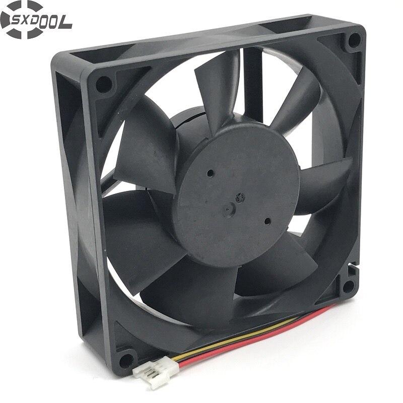 SXDOOL fan NC5332H74A MMF-09D24TS MM6 9025 DC24V 0.22A server inverter fan<br>