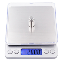 free by fedex dhl 500g x 0.01g Digital Scale Jewelry Weight Electronic Balance Scale g/ oz/ ct/ gn Precision(China)