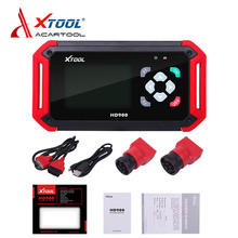 100% Original XTOOL HD900 OBD OBD2 Scanner Tool Xtool HD-900 Heavy Duty Diesel Diagnostic Tool Same as PS201 Scanner