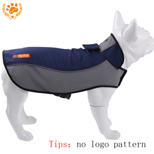Mascotas Winter Warm S-3XL Clothes For Dog Brand Coat Pet Waterproof Polyester Jacket For Animal Patchwork roupa para cachorro(China)