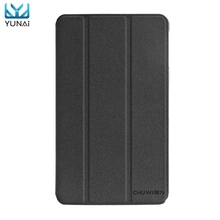 YUNAI PU Leather Chuwi Hi8 Pro Cover Case Anti-slip Protective Shell Guard Stand Bracket Protector - Ali-Tablet Store store
