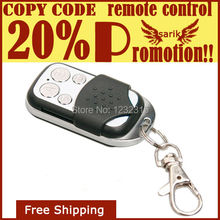 Wireless Auto Remote Control Duplicator Adjustable frequency 290MHZ-480MHz with singapore post free shipping