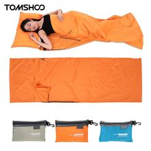 Ultralight design Outdoor Sleeping Bag 70 * 210cm Camping Hiking Bag Liner Portable folding Travel Bags 3 Colors(China)
