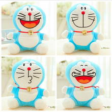 High Quality Best Price Anime Stand By Me 25cm Doraemon Plush Toys Cute Kawaii Lovely Stuffed Dolls Baby Toy Free Shipping
