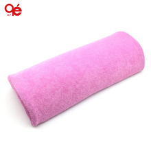 New Soft Pink Nail Art Small Hand Rests Pillow Cushion
