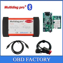 green pcb nec relays VD TCS CDP PRO New designed Red Multidiag pro Bluetooth 14.R3/15R3 kengen OBDII Cars&Trucks diagnostic tool