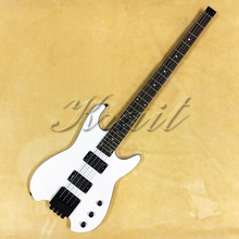 Krait Factory 4 Strings Headless Bass Guitar Any Color Customize According To Your Need free shipping