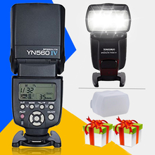 Buy YONGNUO YN-560IV YN560IV Wireless Flash Speedlite Master+Slave Flash Trigger System Canon Nikon Pentax Olympus Sony Cameras for $69.88 in AliExpress store