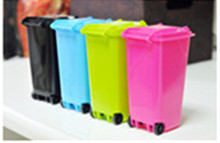 New Organizadora Organizer Boxes Colorful Pulley of Environmental Clean Car Shape Desktop Storage Free Shipping