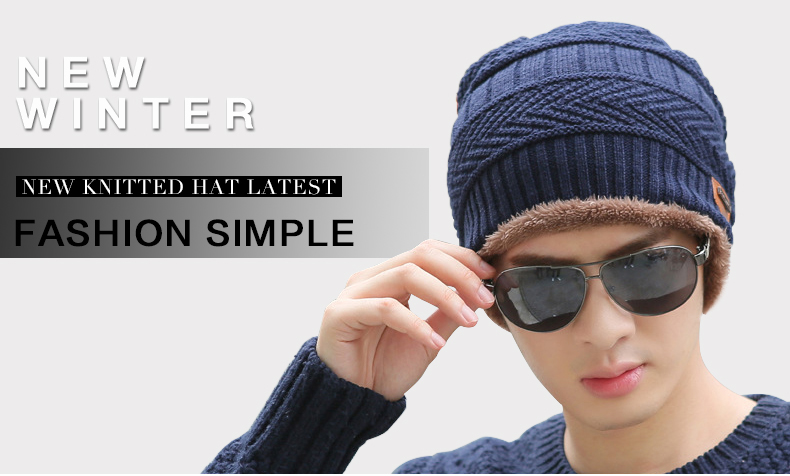winter hat for men