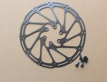 Centerline MTB Disc Brake Rotor 160mm 180mm Mountain Bike Cycling 6 Holes Rotor disc 160/180mm with screws beyond G3 HS1(China)