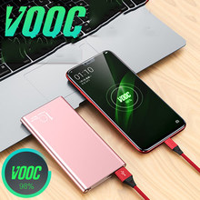 Vooc Dash Power Bank, 10000 мАч, Powerbank, 5 В 4A, Dash Charge для Oneplus 8 7 Pro 7T 6T Oppo Reno R17 R15 Huawei Superchage(Китай)