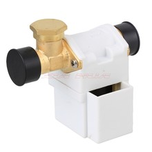 Solar DC12V normally closed solenoid valve with a valve male thread Water Heater Solenoid Valve