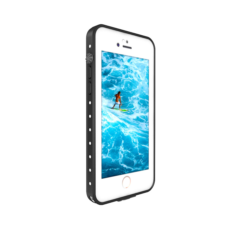 9.For iphone 7 8 plus waterproof case