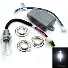 Motorbike Motorcycle Headlight Hid Kits Light Bulb 35W H6 6000K Xenon Lamp